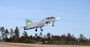 GKN to test 50/50 biofuel on Gripen engine