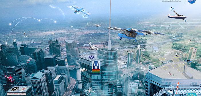 Advanced air mobility
