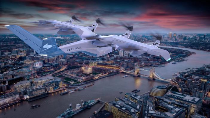 Vertical Aerospace VA-1X