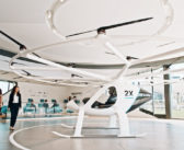 Volocopter offers tickets to ride on its air taxi