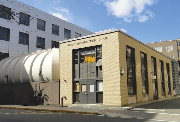MIT AeroAstro department