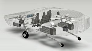 Urban Aeronautics CityHawk will switch to a hydrogen fuelled propulsion system because it is a more sustainable source of fuel