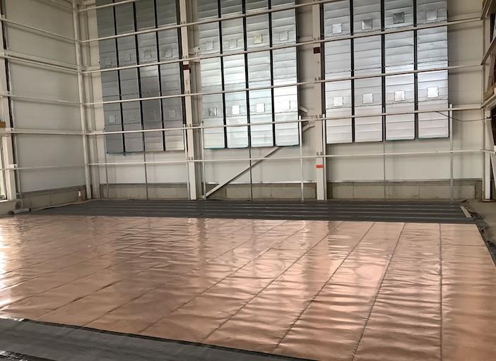 EMC floor