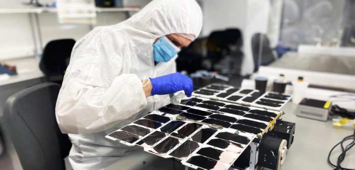 satellite manufacturing