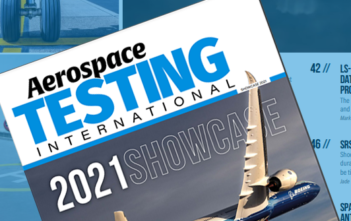 Aerospace Testing International 2021 Showcase digital edition