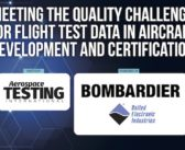 Watch now: Meeting the quality challenge for flight test data in aircraft development and certification