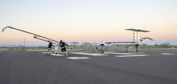 Airbus Zephyr high altitude persistent drone concludes 2020 test flight campaign