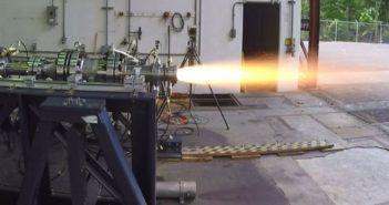Northrup Grumman completes solid fuel ramjet testing for artillery