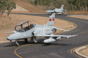 The RAAF's version of the Hawk trainer jet is longer and heavier than earlier variants