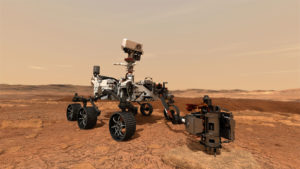 NASA's Mars 2020 Rover mission will touch down in February 2021