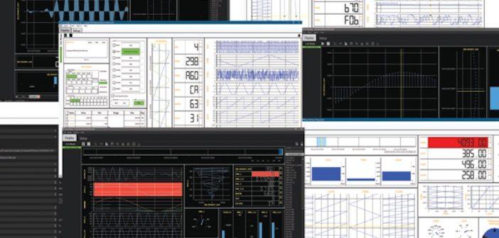 screenshot of telemetry system