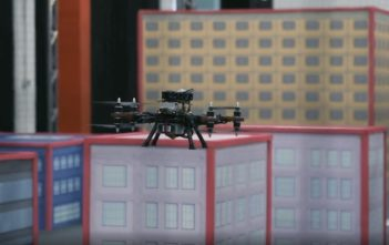 Leonardo drone competition