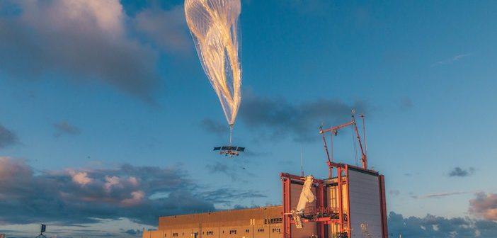 Alphabet to close Loon balloon development company
