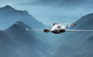 Rhaegal-B will be equipped with LIDAR, radar and Iris Automation cameras for automatic landing