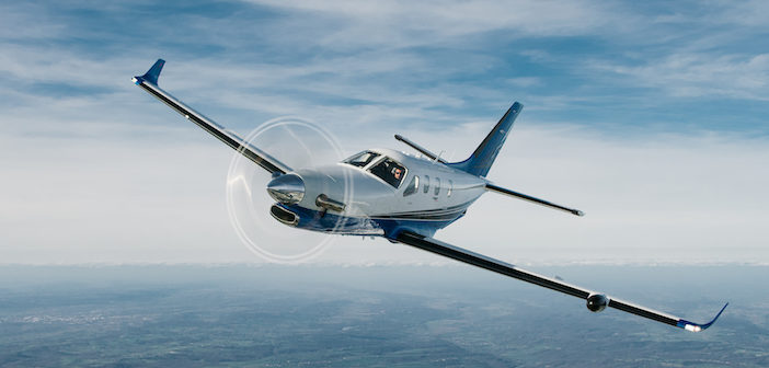 French defense ministry orders four new TBM 940 test aircraft