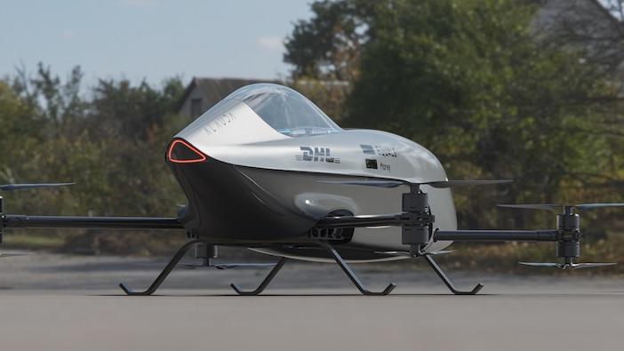 Mk3 Airspeeder