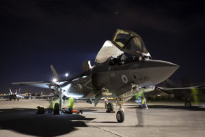 This F-35B Lightning was with 617 Squadron at Nellis Air Force Base, Nevada for a Red Flag exercise in February 2020 (Photo: Cpl Amy Lupton/© UK MoD Crown Copyright 2021)