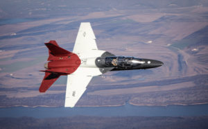 With the T-7A Red Hawk, Boeing is developing the world's first fifth-generation pilot training system (Photo: Kevin Flynn/Boeing)