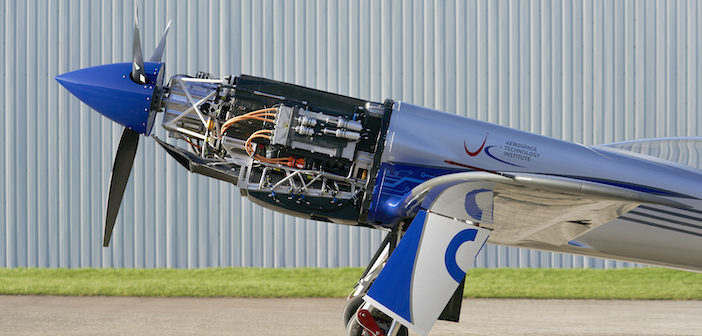 Rolls-Royce powers up electric aircraft ahead of world record attempt