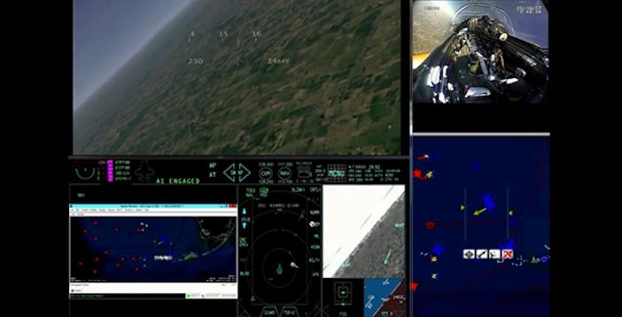 AI fighter pilot