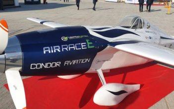 Condor Electric's aircraft