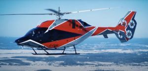 Bell's rotor system promises to reduce noise by varying the tail rotor tip speed