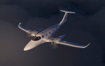 Bye Aerospace's 8-Seat All-electric eFlyer 800