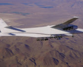Stratolaunch conducts second test flight of the world's largest aircraft