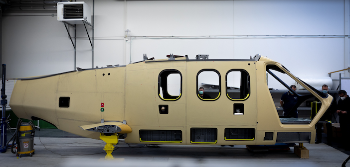 RACER helicopter takes shape ahead of flight testing next year
