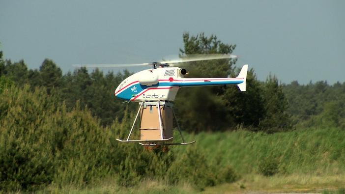 SuperARTIS in flight