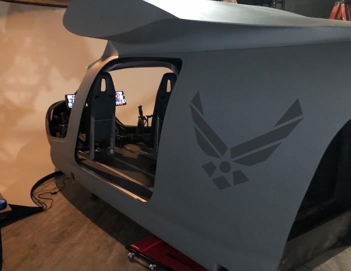 eVTOL simulator