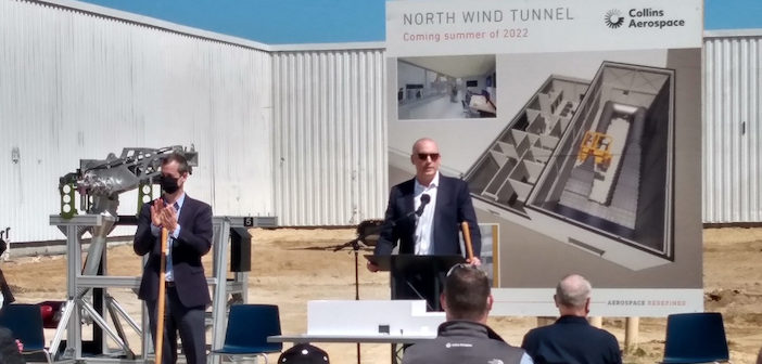 wind tunnel ceremony