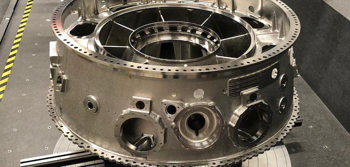 Intermediate Compressor Case