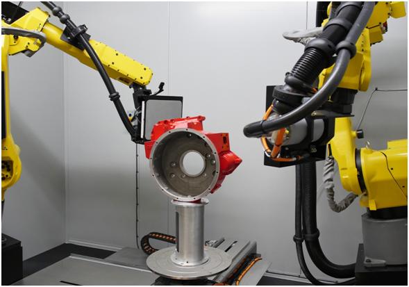 North Star Imaging Dual RobotiX