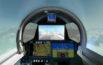QueSST cockpit