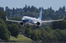 737-10 first flight