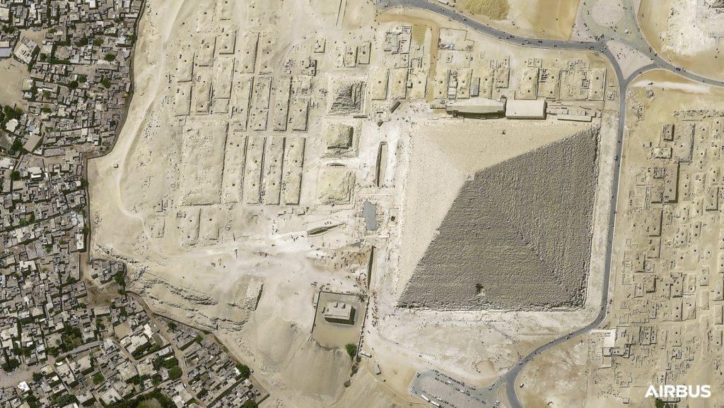 Pléiades Neo 3 satellite Image