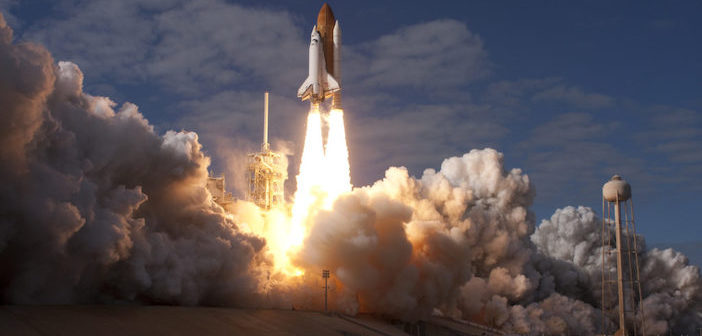 Researchers track rocket launches using infrasound
