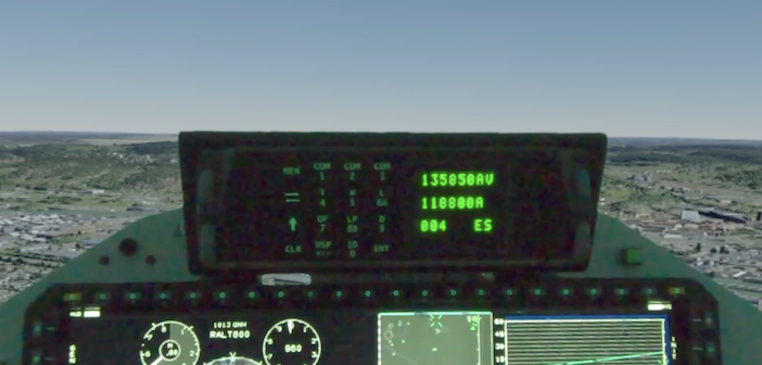 Saab and VR introduce 'human eye' VR into Gripen flight training simulators