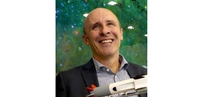 Dr Michael Smart, head of research and co-founder of Hypersonix Launch Systems