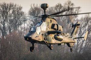 UHT Tiger Attack Helicopter