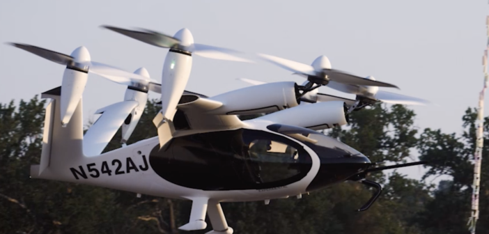 Joby completes flight of more than 150 miles with all-electric air taxi