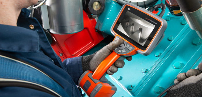 The new Everest Mentor Flex VideoProbe is designed for everyday use in a variety of industries