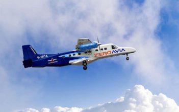 ZeroAvia test aircraft