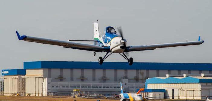 Electric Ipanema aircraft