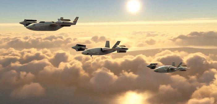Bell's three high speed VTOL concepts