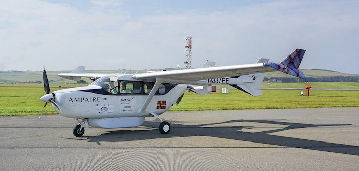 Ampaire aircraft