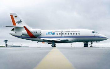 DLR iSTAR aircraft