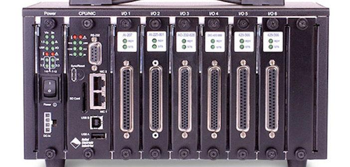UEI rack