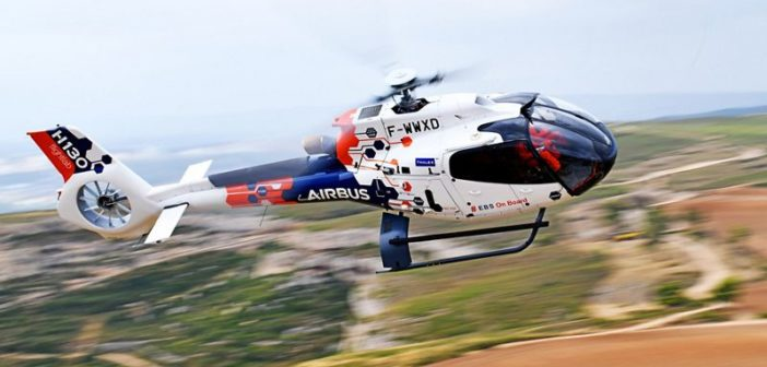 Airbus Helicopters starts flight tests for engine back-up system